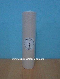 Filter cartridge anti bakteri - katrid anti bakteri 10""